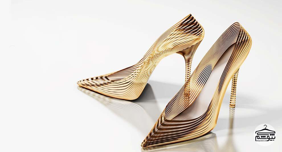 چند مدل جدید کفش پاشنه بلند زنانه مجلسی