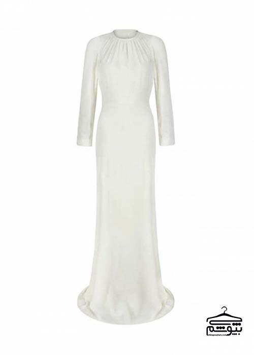 جدیدترین و زیباترین مدلهای ساده لباس عروس