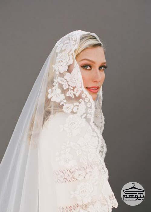 نکاتی برای انتخاب توری عروس