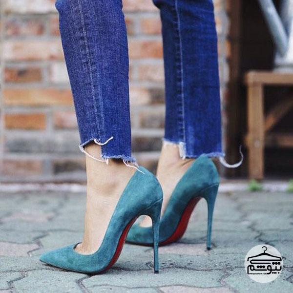 چطور کفش و شلوار را ست کنیم؟