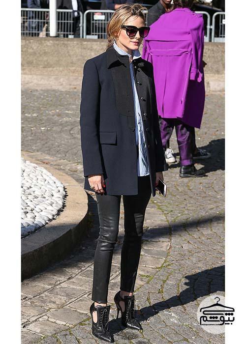 اولیویا پالرمو چه لباسهایی میپوشد؟