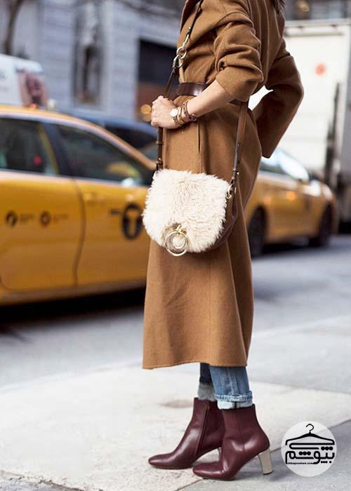 چهار روش برای شیک شدن در لباسهای زمستانی زنانه