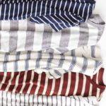 نکاتی برای پوشیدن لباس راه راه
