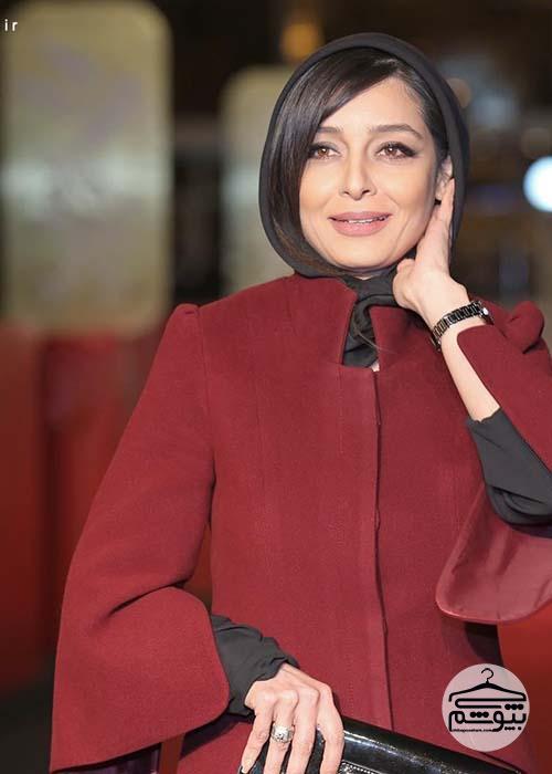 ساره بیات خوش تیپ هفته 17