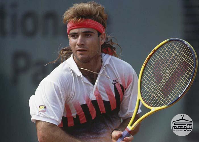 خوش تیپترین بازیکنان تنیس مرد در طول تاریخ