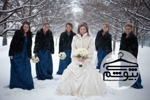 برای عروسی در زمستان چه چیزهایی لازم دارید؟