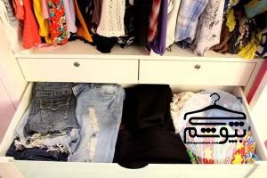 سه راه برای داشتن کمد لباس عالی