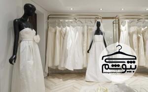 جدیدترین مدلهای شیک لباس عروس