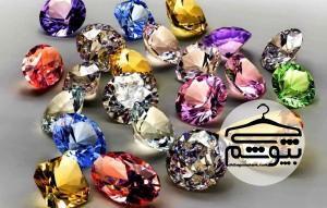 نکات مهم درباره سنگهای زینتی در جواهرات