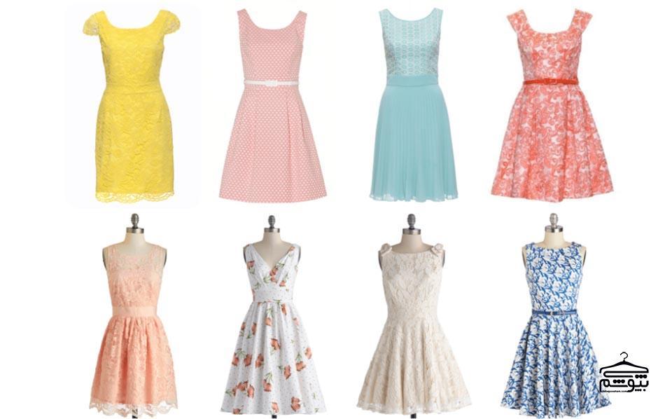 قوانین خانمهای خوشتیپ برای پوشیدن لباس مجلسی