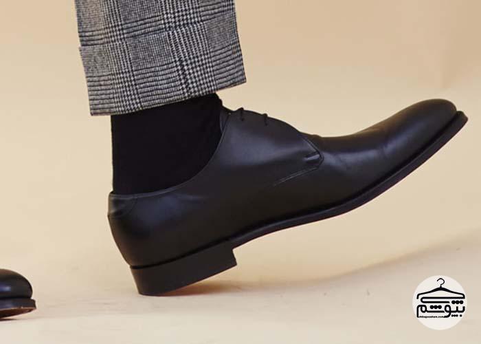 آقایان با هر شلوار چه رنگ کفشی بپوشید؟