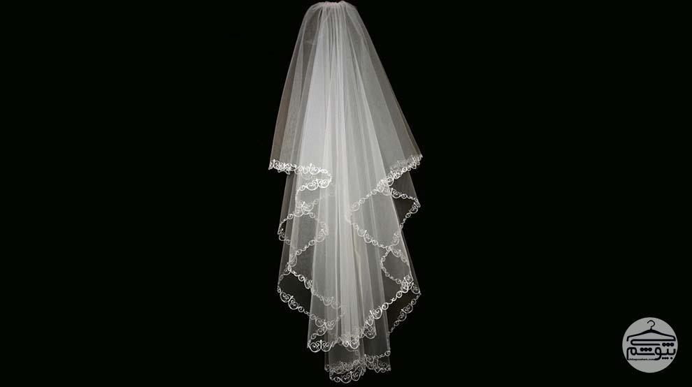 تور سر برای لباس عروس بچه نکاتی برای انتخاب تور عروس