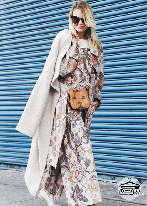 نکاتی برای پوشیدن لباسهای زمستانی زنانه
