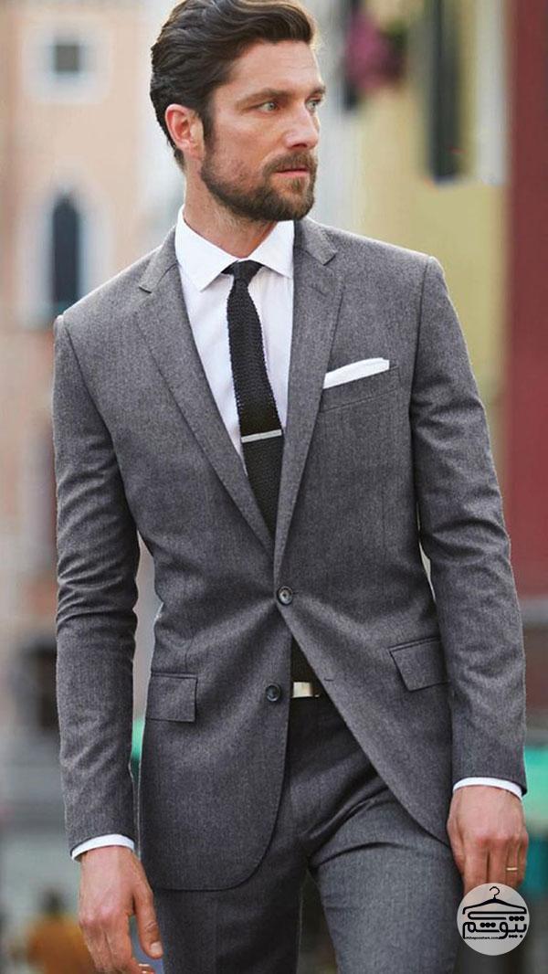 نگاهی به سبک لباسهای مردانه ایتالیایی