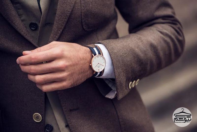 بهترین ساعتهای مردانه با طراحی مینیمال