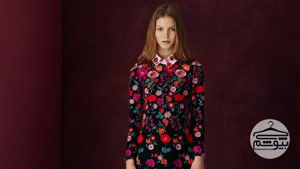 لباس مجلسی با رنگهای متنوع از مشهورترین برندهای جهان