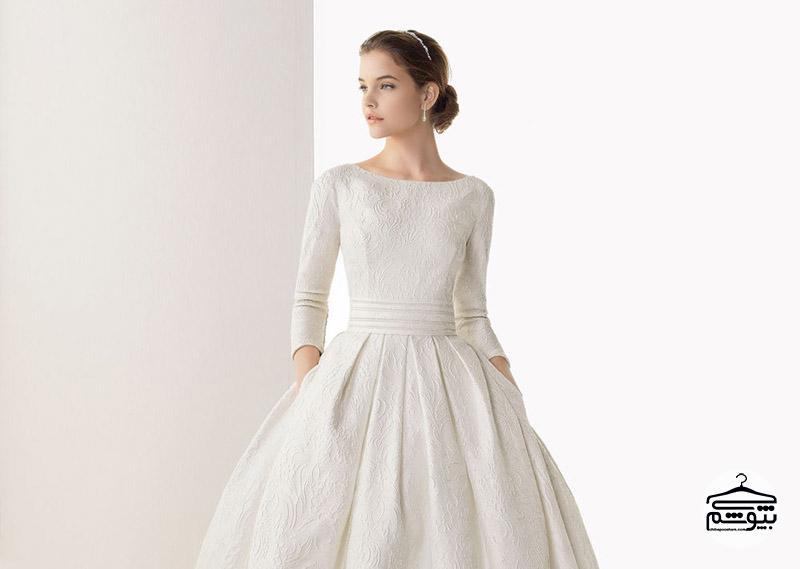 لباس عروسهای سال 2017