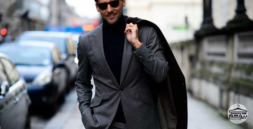اصول انتخاب لباس مردانه در زمستان