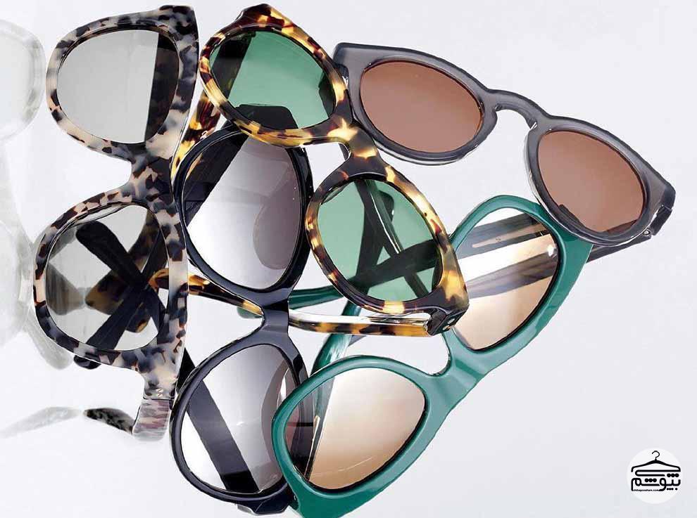 کدام عینک آفتابی به من میآید؟