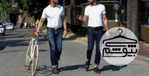 تی شرتهای ساده مردانه و کاربرد هرکدام