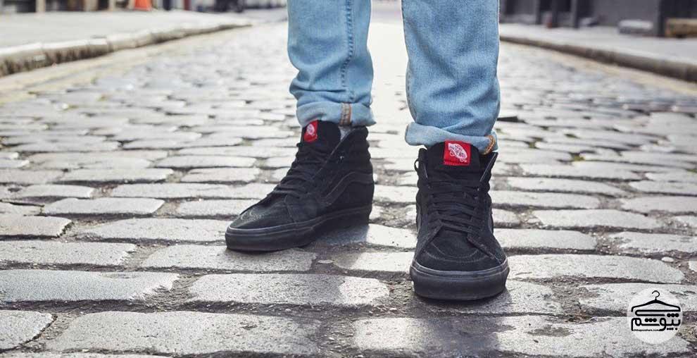 آقایان چه کفشی را با شلوار جین بپوشید