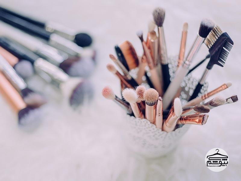 به زیبایی آرایش کنید