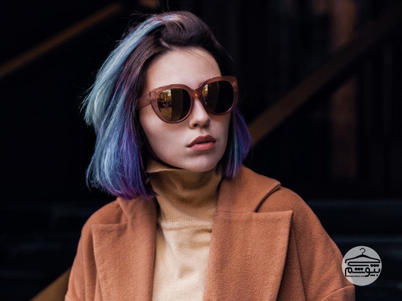 موهای خود را به زیبایی مدل بدهید