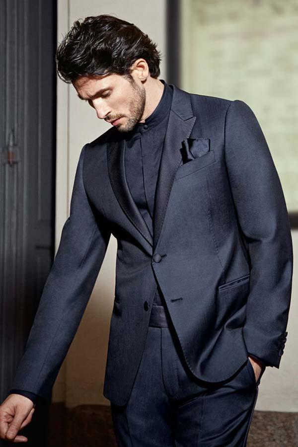 انتخاب کت و شلوار مردانه