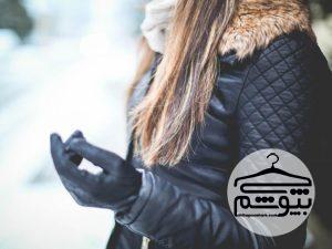 پیشنهادهایی برای پوشیدن کت چرم زنانه
