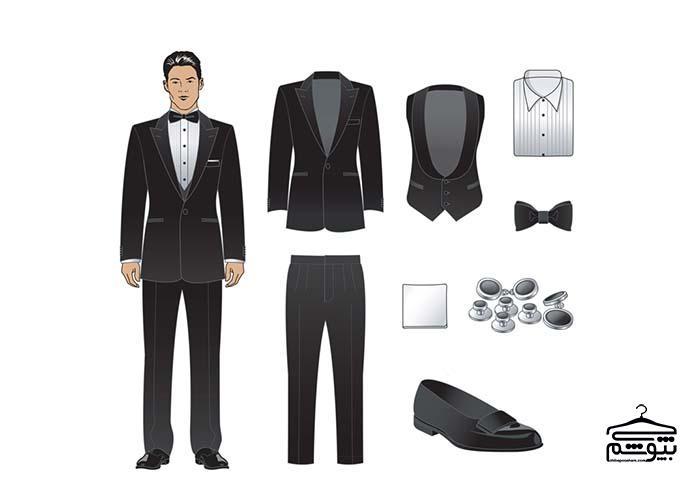 راهنمای تصویری انواع لباسهای مردانه