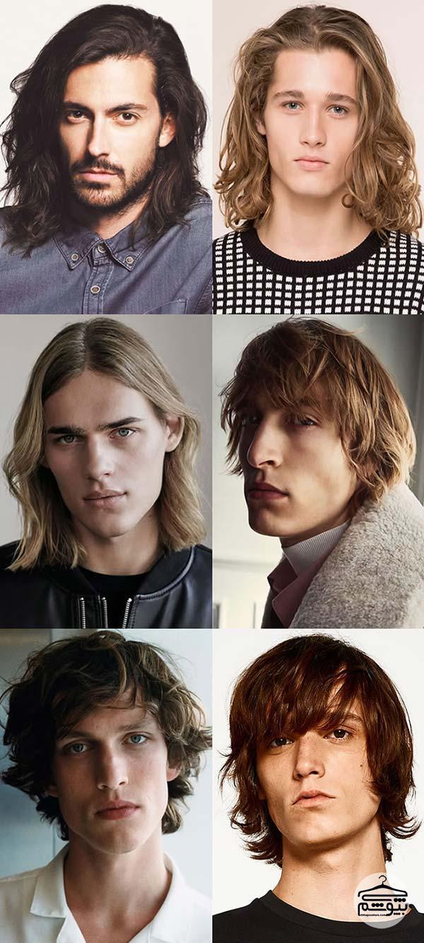 مدلهای مو مردانه در سال 2017