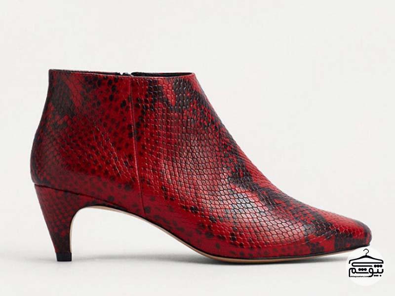 مدلهای جدید بوت ساق کوتاه برای بهار 1396