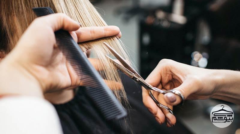 مدل موی متناسب با صورت خود را انتخاب کنید