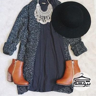 چند روش پوشیدن لباسهای کلاسیک زنانه