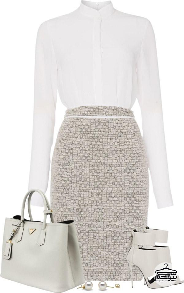 قوانین پوشیدن لباس سفید