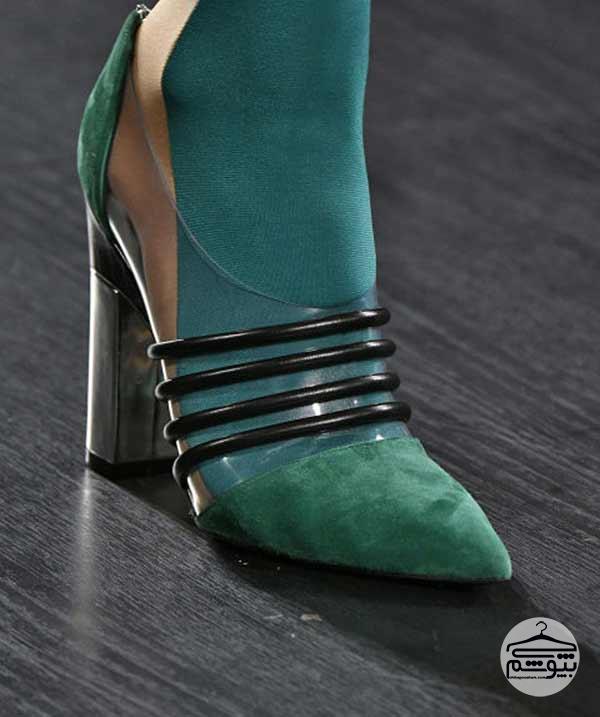 طرحهای نو برای کفشهای زنانه