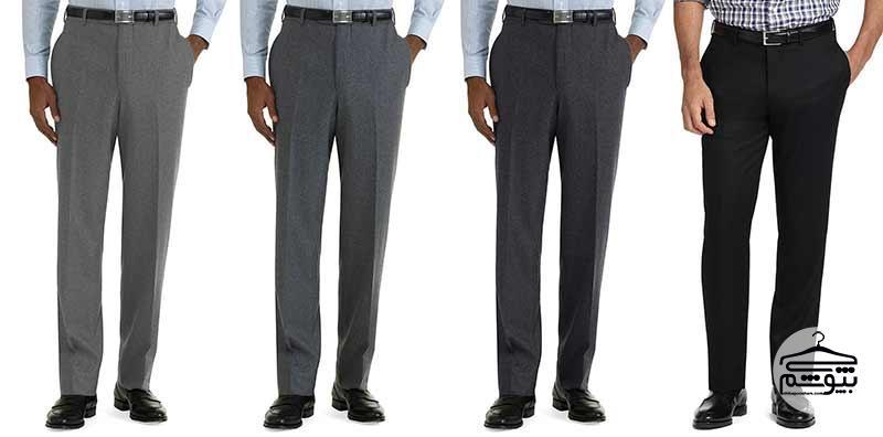 شلوار پشمی مردانه جایگزینی مناسب برای شلوار جین