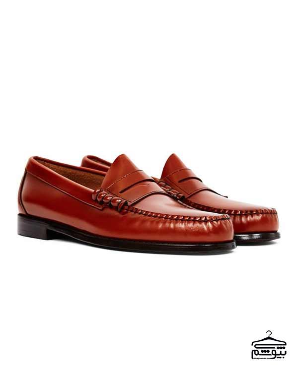 کفش چرم عسلی مردانه را با چه لباسی ست کنیم؟