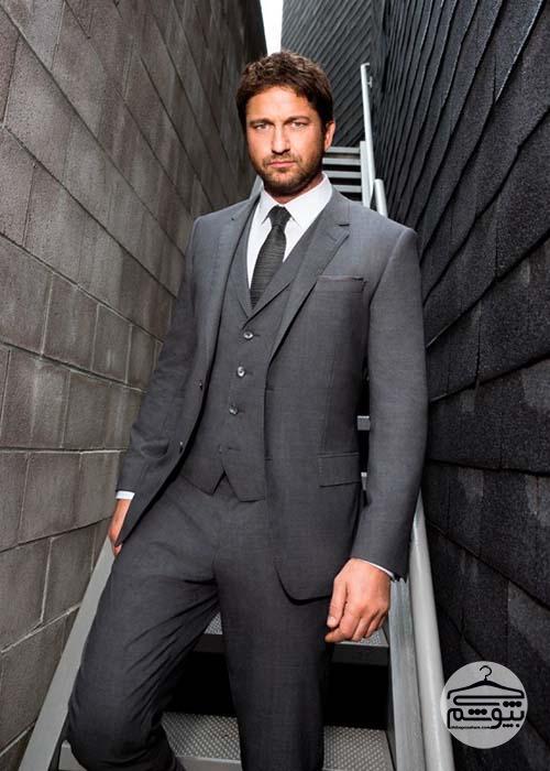 آقایان بر اساس فرم اندام خود لباس بپوشید