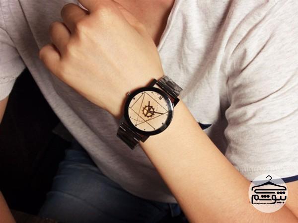 11 قانون درباره ساعت مچی مردانه