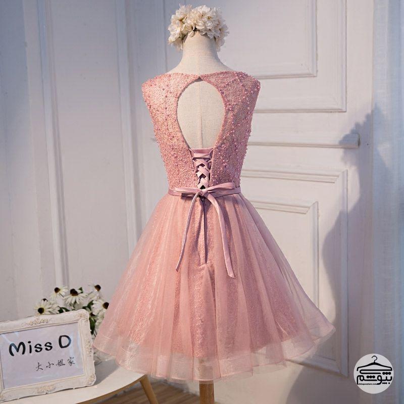 چند مدل لباس مجلسی خوشرنگ