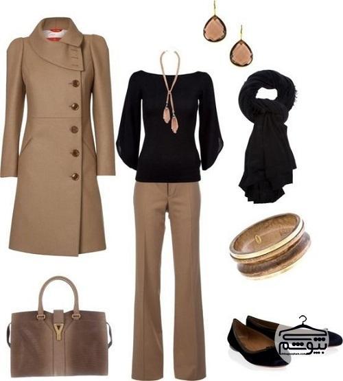 چند ست لباس مناسب خانمهای بالای 50 سال