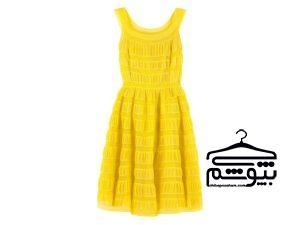 لباس زرد را چگونه ست کنید؟