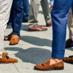 آقایان چگونه کفش جیر بپوشید؟