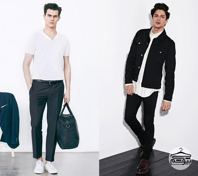 این 5 رنگ را برای ست لباس مردانه استفاده کنید