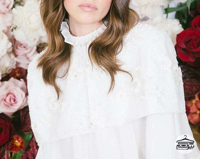کارولین هایدن طراح لباسهای عروس کلاسیک