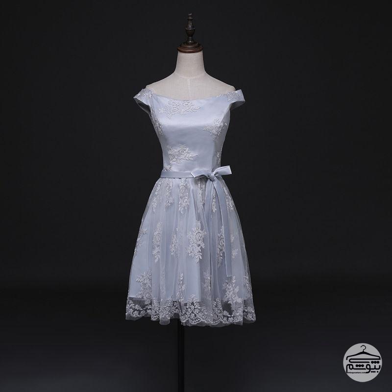 مدل لباس مجلسی کوتاه