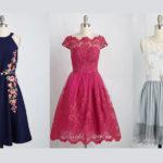 25 مدل لباس مجلسی به انتخاب طراحان مد