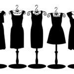 مدلهای جدید لباس مجلسی مشکی زنانه