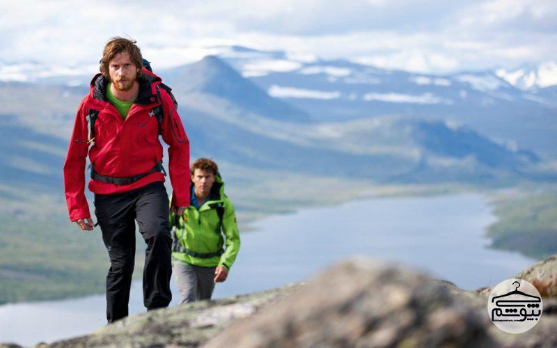 لباس مناسب کوهنوردی در فصلهای مختلف